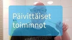 """Easy Finnish K1: J3 """"päivittäiset toiminnot"""""""