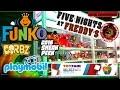 2016 Funko FNaF Five Nights At Freddys PROTOTYPE Figs DORBZ PLAYMOBIL PLUSHIES