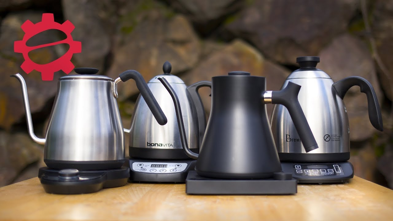 Ultimate Electric Pour Over Kettle Comparison - YouTube 190810553d