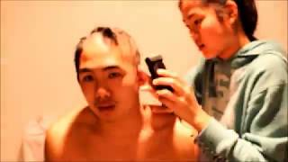 Shaving my Head for Psoriasis