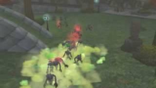 WoW Ghul Invasion Omen Terrordar
