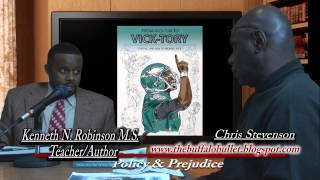 Policy & Prejudice- An Examination of New Book on Michael Vick