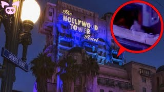 Terrifying Disneyland Ghosts Caught on Camera