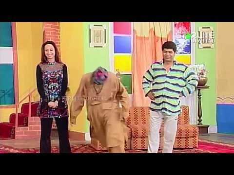 Sajan Abbas  New Pakistani Stage Drama 7 Oct 2017 - Best Videos