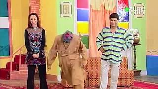 Sajan Abbas and Deedar New Pakistani Stage Drama Full Comedy Funny Clip