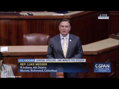 Rep. Messer Urges Action to Crack Down on Illegal Immigration