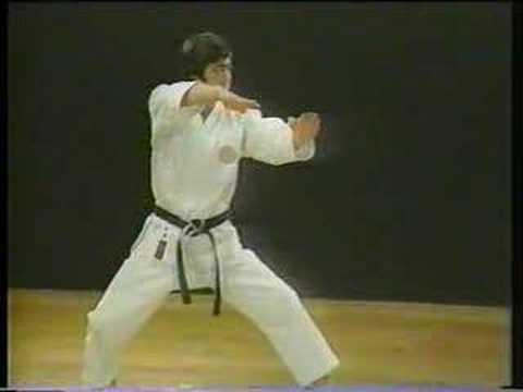 Heian Yondan - Shotokan Karate