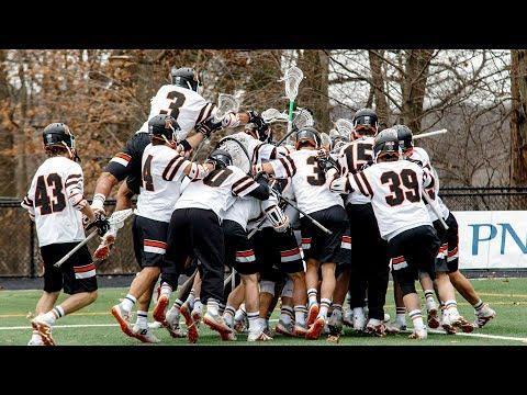 Highlights: Men's Lacrosse vs. Monmouth - 2/17/18