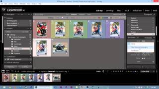 Lightroom Keywording, Metadata and Collections