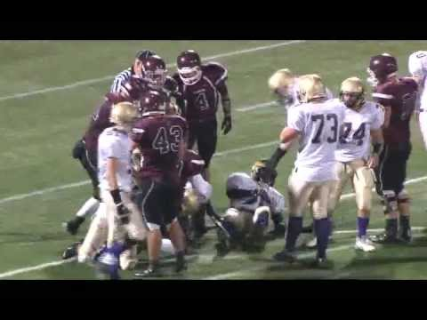 Rory Sharon #75 Offensive Lineman, All CNY, Christian Brothers Academy Syracuse, NY