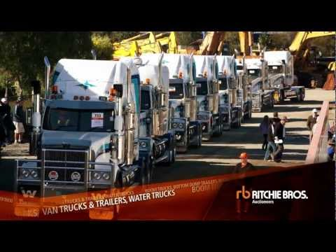 Unreserved truck auctions - trucks & trailers for sale - Ritchie Bros. Auctioneers