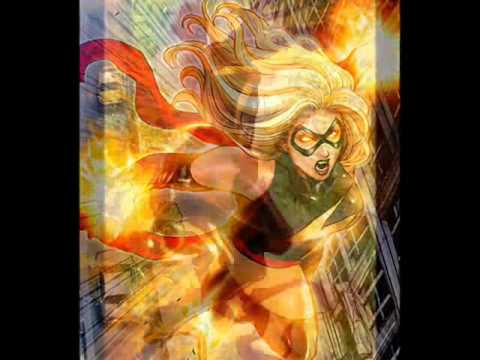 Grudge Match 2: Wonder Woman vs. Ms. Marvel
