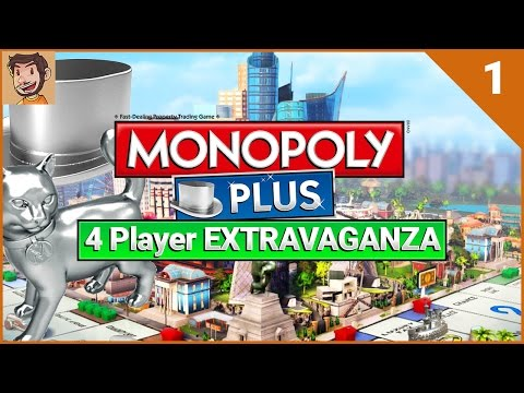 Let's Play - Monopoly Plus - Part 1