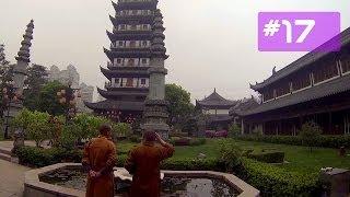 Visite de Shanghai en vidéo, Zhenru Temple