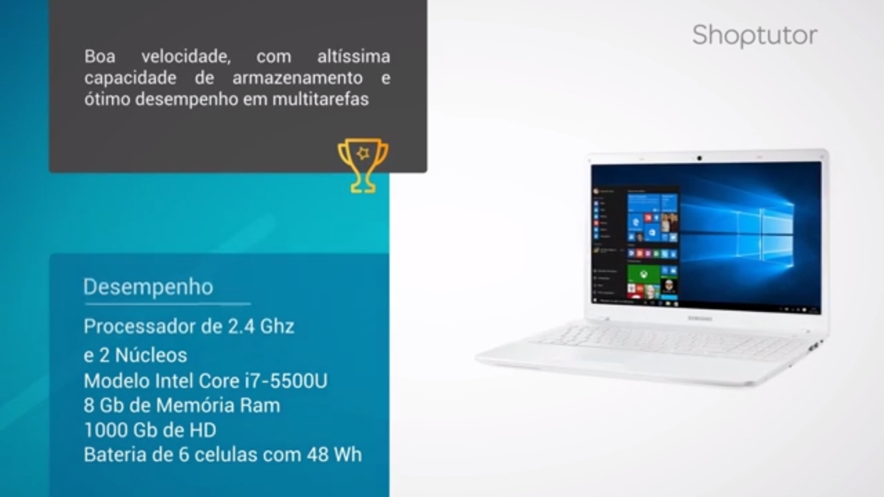 Notebook samsung expert x50