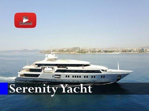 YACHT Serenity Yacht Luxury Yacht | 0216