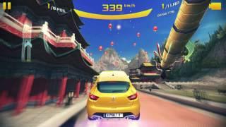 Asphalt 8: Airborne - Season 1 - Race 15 - Temple - Renault CLIO R.S. 200 EDC (Trainer on) (PC)