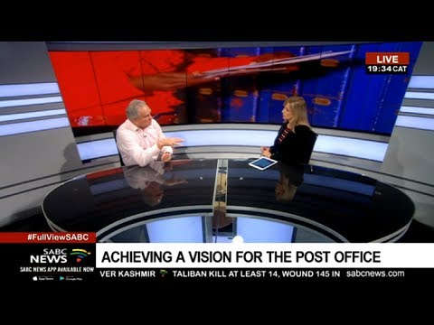 Mark Barnes speaks out following resignation as Post Office CEO