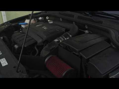 2015 Jetta GLI Cold Air Intake Sound with Forge Diverter Valve