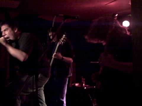 Gravel Chewer - Seas Of Mercury - Live @ The Cellar