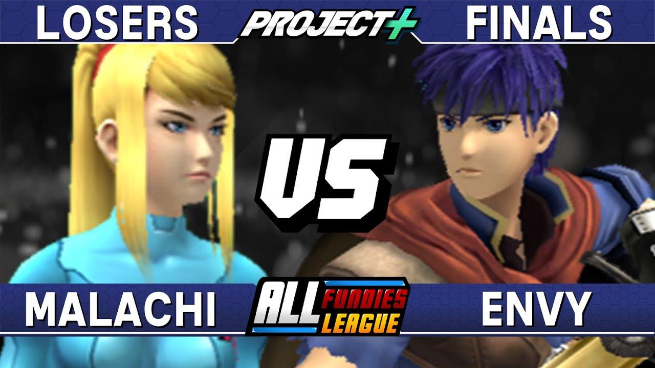 Project+ - Malachi (ZSS) vs Envy (Ike) - AFL Losers Finals