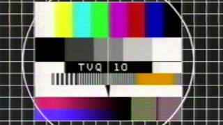 TVQ 0 to 10 Channel Change Test Pattern