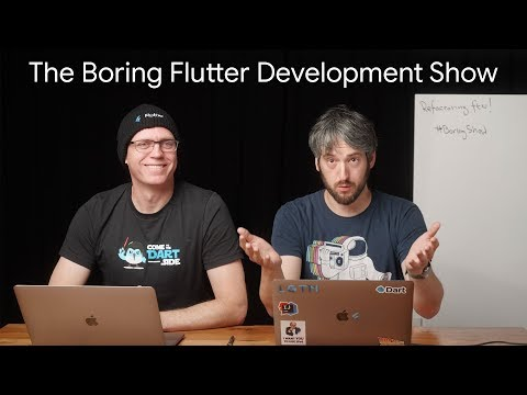 Pragmatic State Management Using Provider (The Boring Flutter Development Show, Ep. 24)