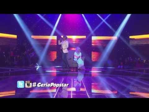 Ceria Popstar 2: Masya & Hazama - Senja Nan Merah (Awie & Ziana Zain) [06.06.2014]
