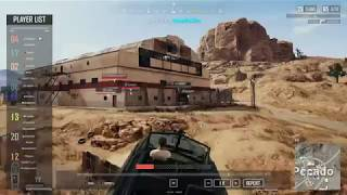 PUBG Funny Flying Boat Hacker