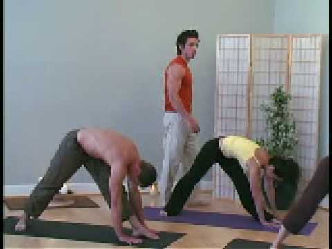 Daniel Head S Power Yoga Dvd The Yoga Room Of Redlands