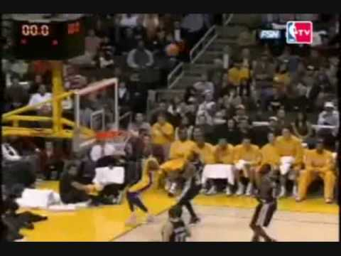Kobe Bryant Highlights - Hold Me