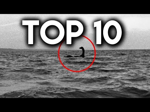 Top 10 Scariest and Most Mysterious Cryptids
