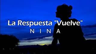 Respuesta A Vuelve _ Ninna   Sebastian Yatra . Beret