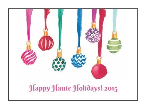 Happy Haute Holidays 2015: Gift Guide On A Budget (Friends, Family & Coworkers)
