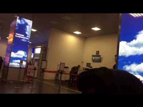 Аэропорт Жуковский.Цены на паркинг и терминал внутри