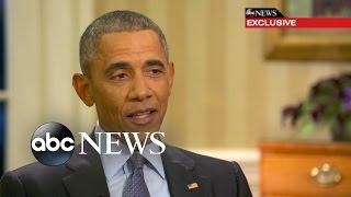 Obama on Obamacare: