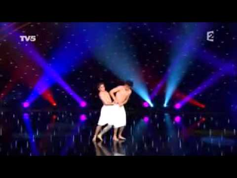Funny swan lake ballet