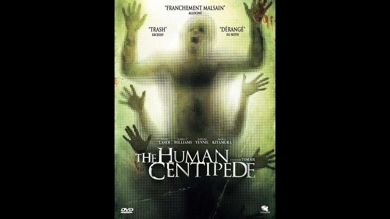 The Human Centipede First Sequence Film Complet En Francais Youtube