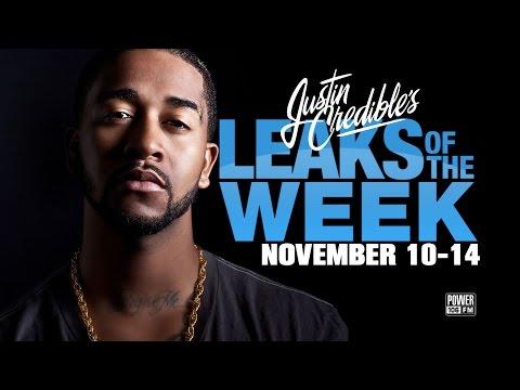 Omarion, Chris Brown, Rick Ross + Siya I Leaks of the Week