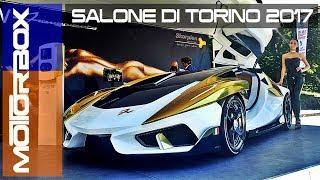 Salone di Torino 2017 | 8 auto del futuro