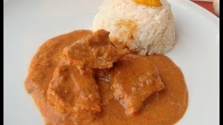 Peanut Soup With Beef- African Food Recipe