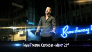 SHAYNE WARD LIVE AT THE OLYMPIA THEATRE - MARCH 2011