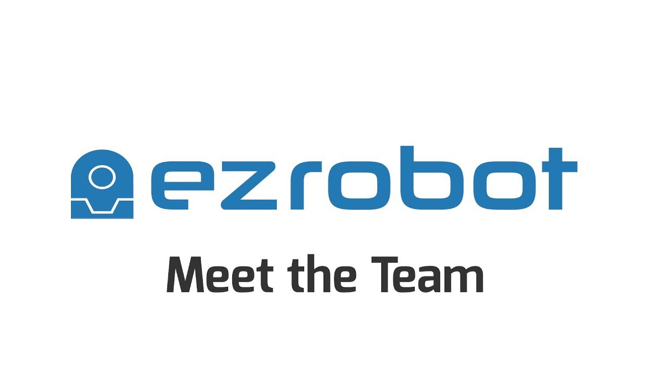 Meet The Humans Powering EZ-Robot