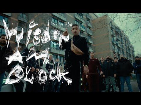HAFTBEFEHL - WIEDER AM BLOCK feat. SOUFIAN (prod. von Bazzazian) [Official Video] - Azzlackz