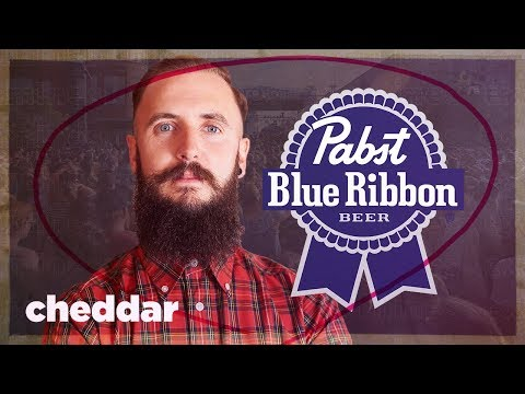 Steve Powers - Pabst Blue Ribbon Whiskey is coming to a liquor store shelf near you!