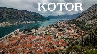 The BEST Things to see in KOTOR, MONTENEGRO!