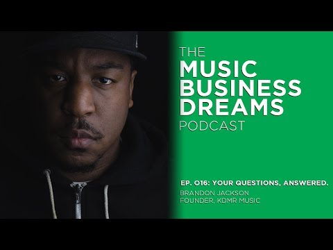 016: Your Questions Answered. Music Marketing, Touring & The Music Modernization Act