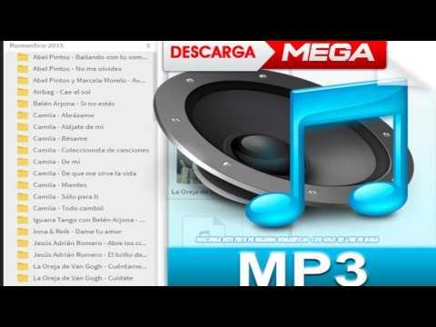 MEGA PACK BALADAS ROMANTICAS EN MP3 + KARAOKE LINK DE MEGA
