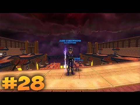 Wizard101: Storm Walkthrough | The Grand Chasm Ep 28