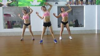 15phút  Aerobic dance giảm cân nhanh
